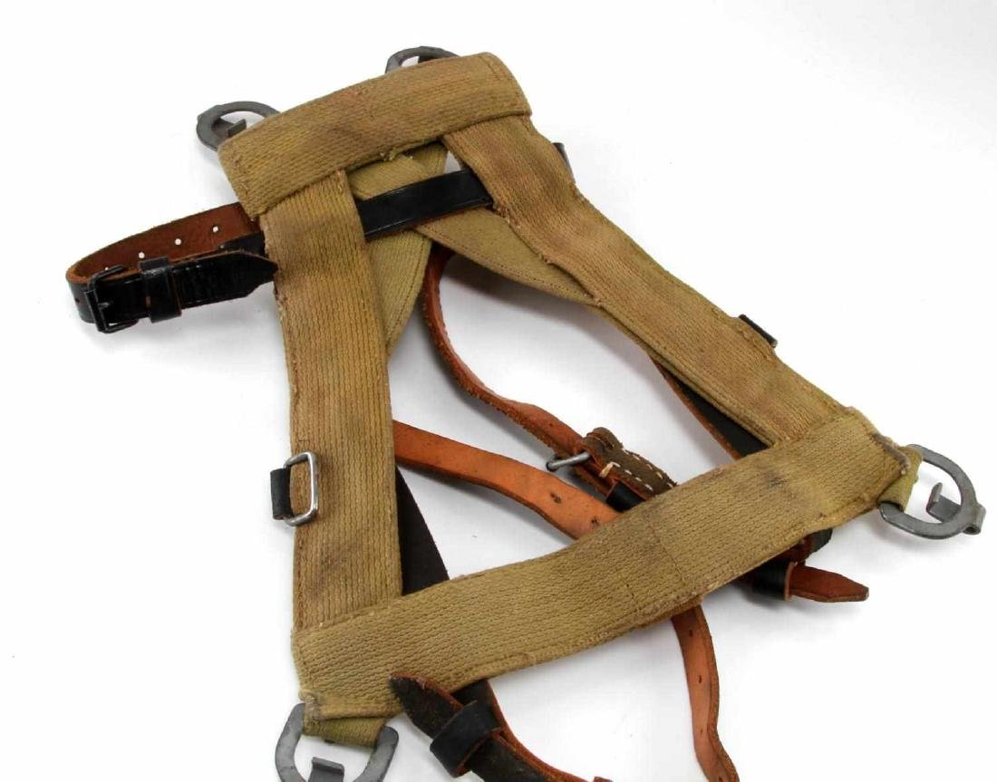 GERMAN WWII HEER ARMY COMBAT BACK PACK A FRAME - 2