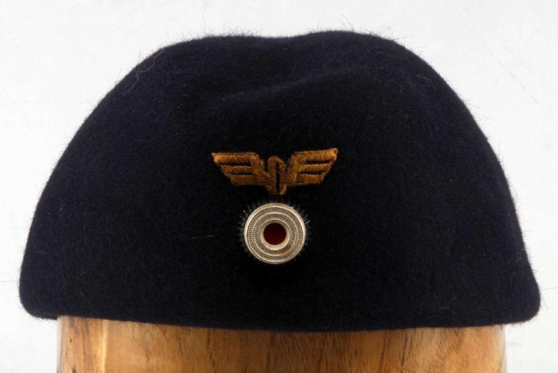 GERMAN WWII THIRD REICH FEMALE RAILROAD CAP