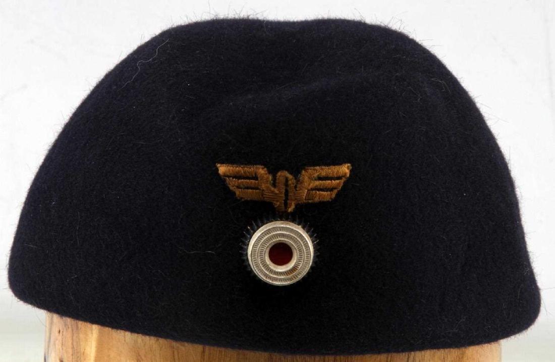 GERMAN WWII THIRD REICH FEMALE RAILROAD CAP - 2