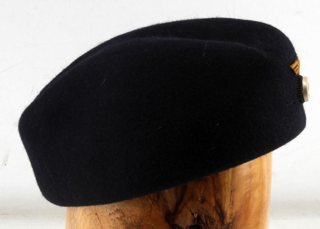 GERMAN WWII THIRD REICH FEMALE RAILROAD CAP - 3