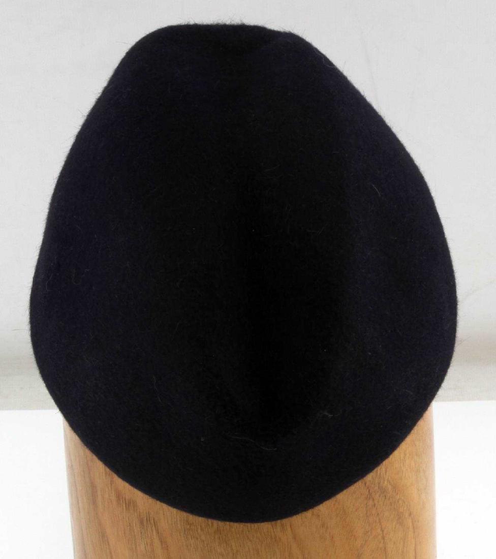 GERMAN WWII THIRD REICH FEMALE RAILROAD CAP - 4