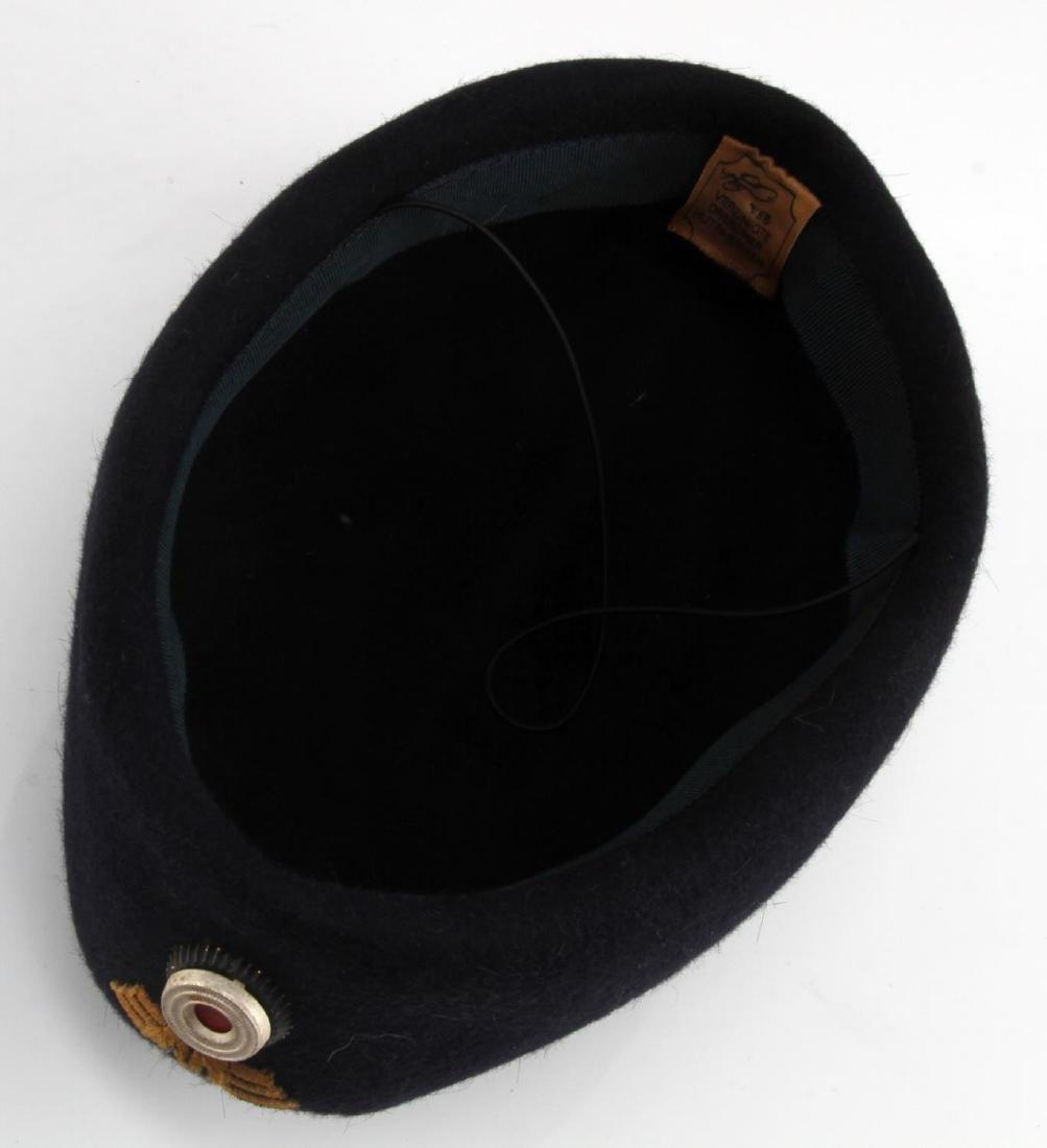 GERMAN WWII THIRD REICH FEMALE RAILROAD CAP - 5