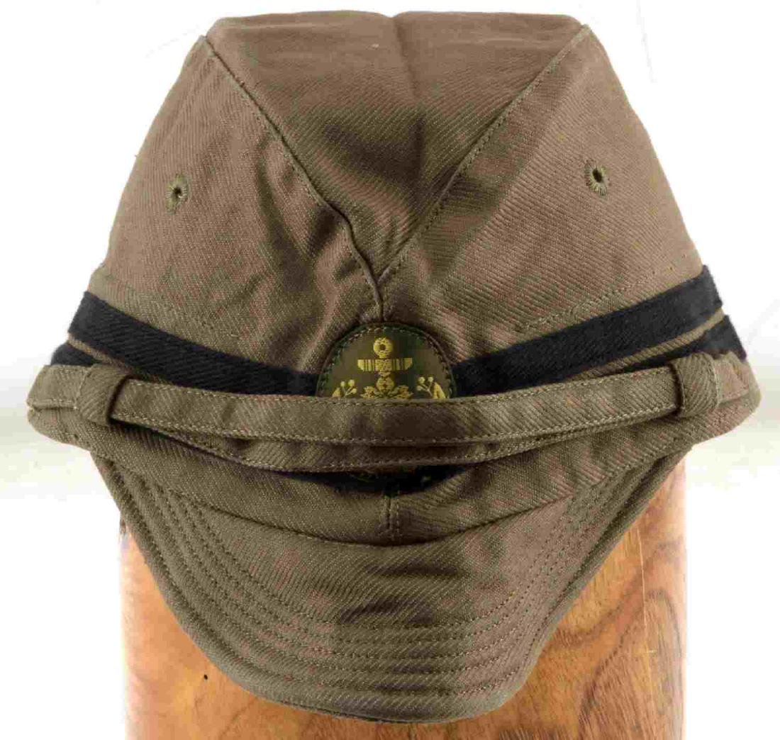IMPERIAL JAPANESE WWII NAVAL ENLISTED MANS CAP