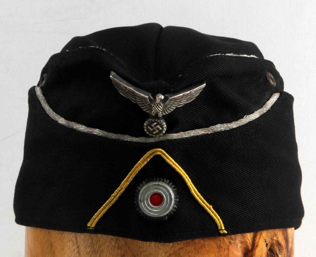 WWII GERMAN ARMY PANZER CAVALRY OVERSEAS CAP