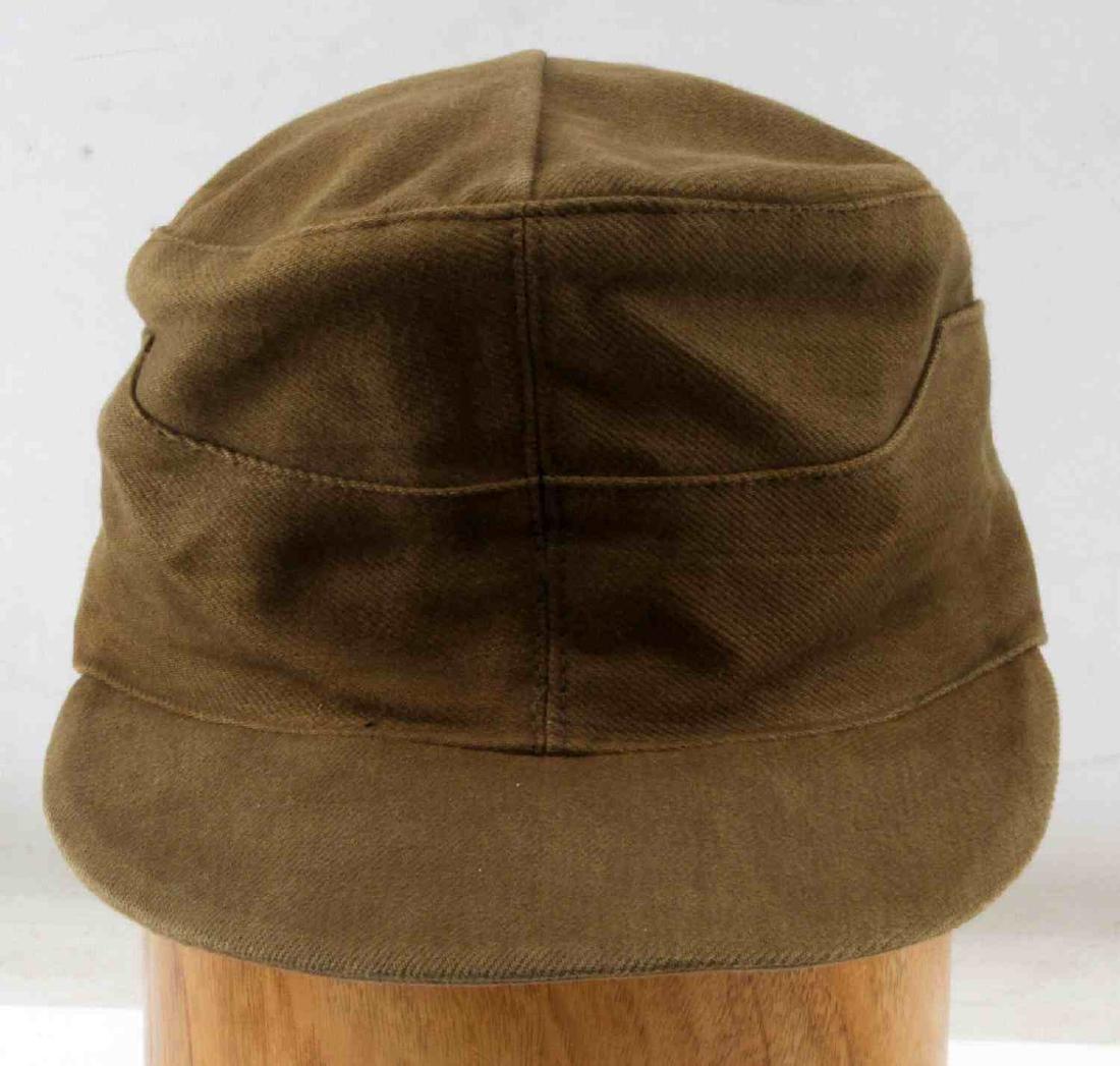 WWII GERMAN THIRD REICH AFRIKA TROPICAL FIELD CAP