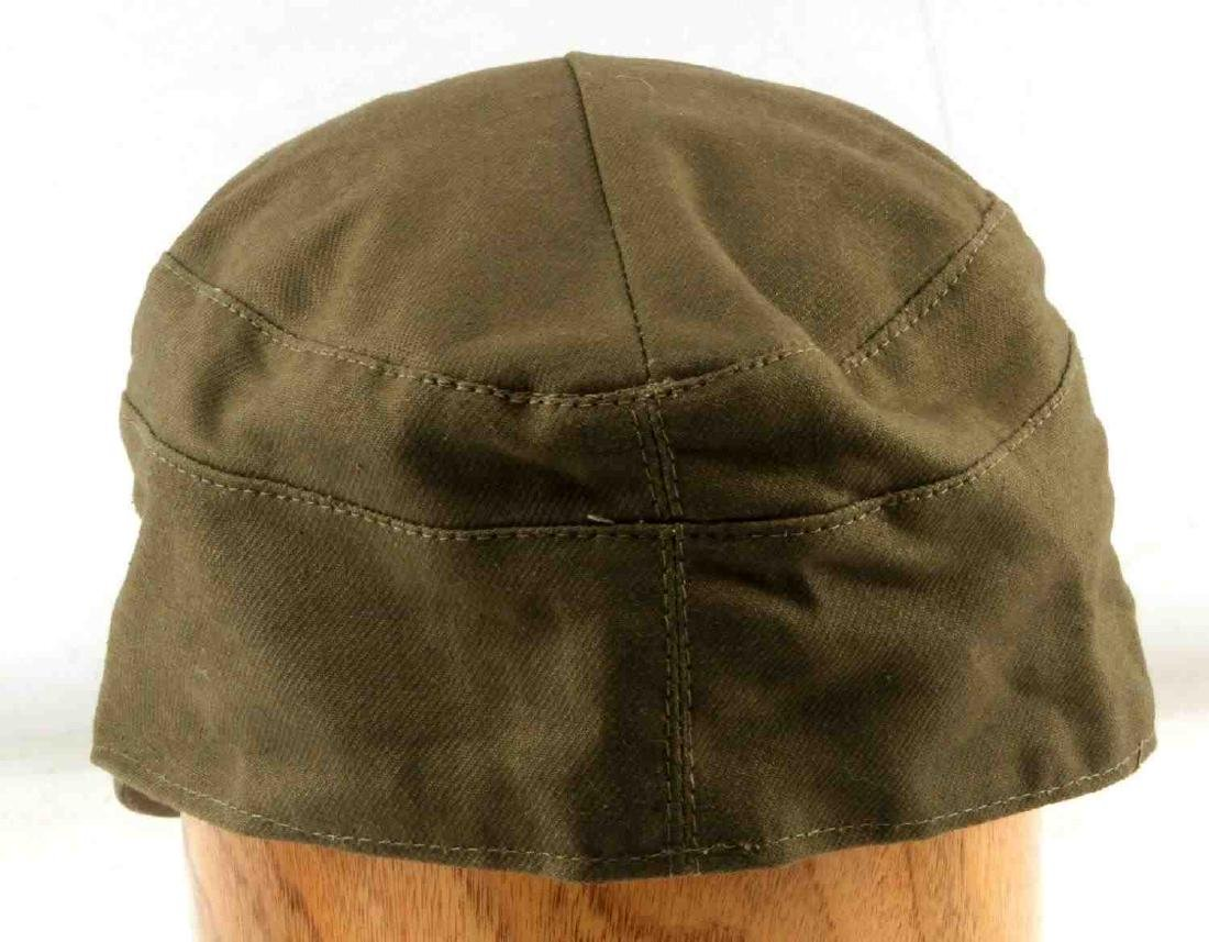 WWII GERMAN THIRD REICH AFRIKA KORP  FIELD CAP - 3