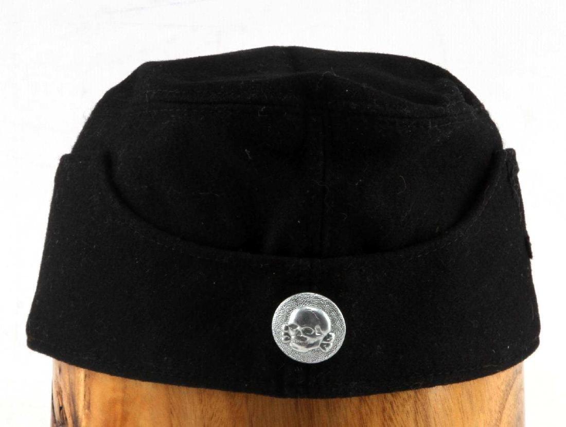 WWII GERMAN THIRD REICH WAFFEN SS OVERSEAS CAP