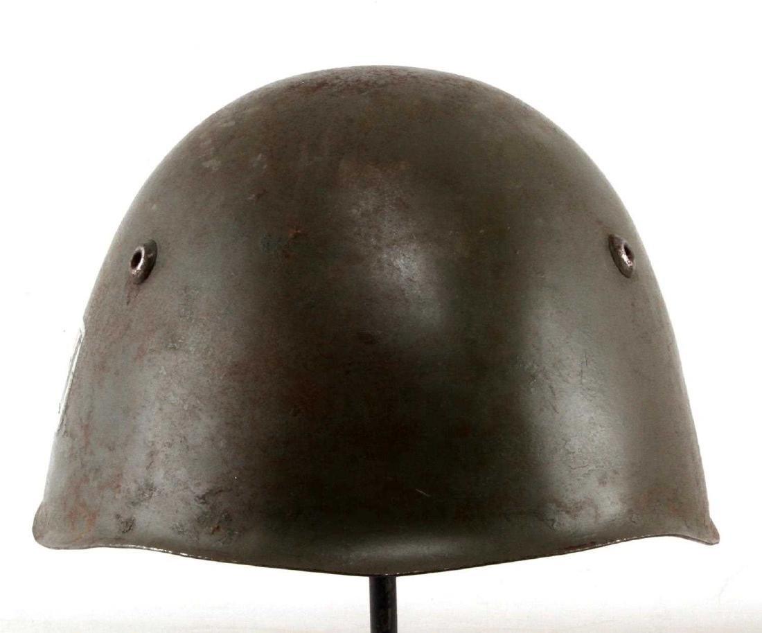 GERMAN ITALIAN WWII WAFFEN SS COMBAT HELMET