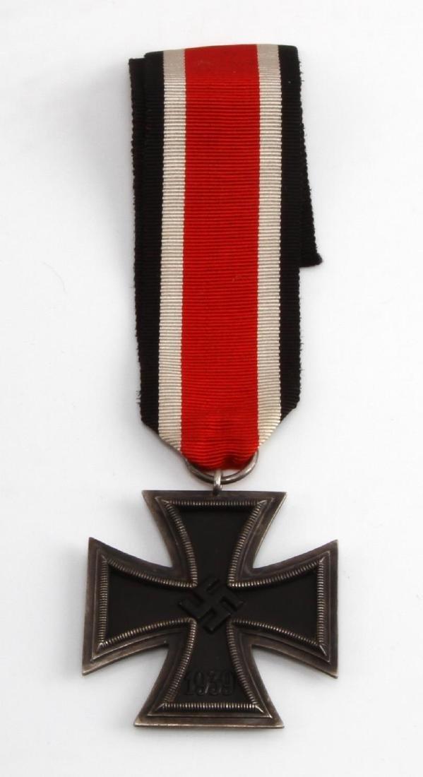 GERMAN WWII THIRD REICH 2ND CLASS IRON CROSS