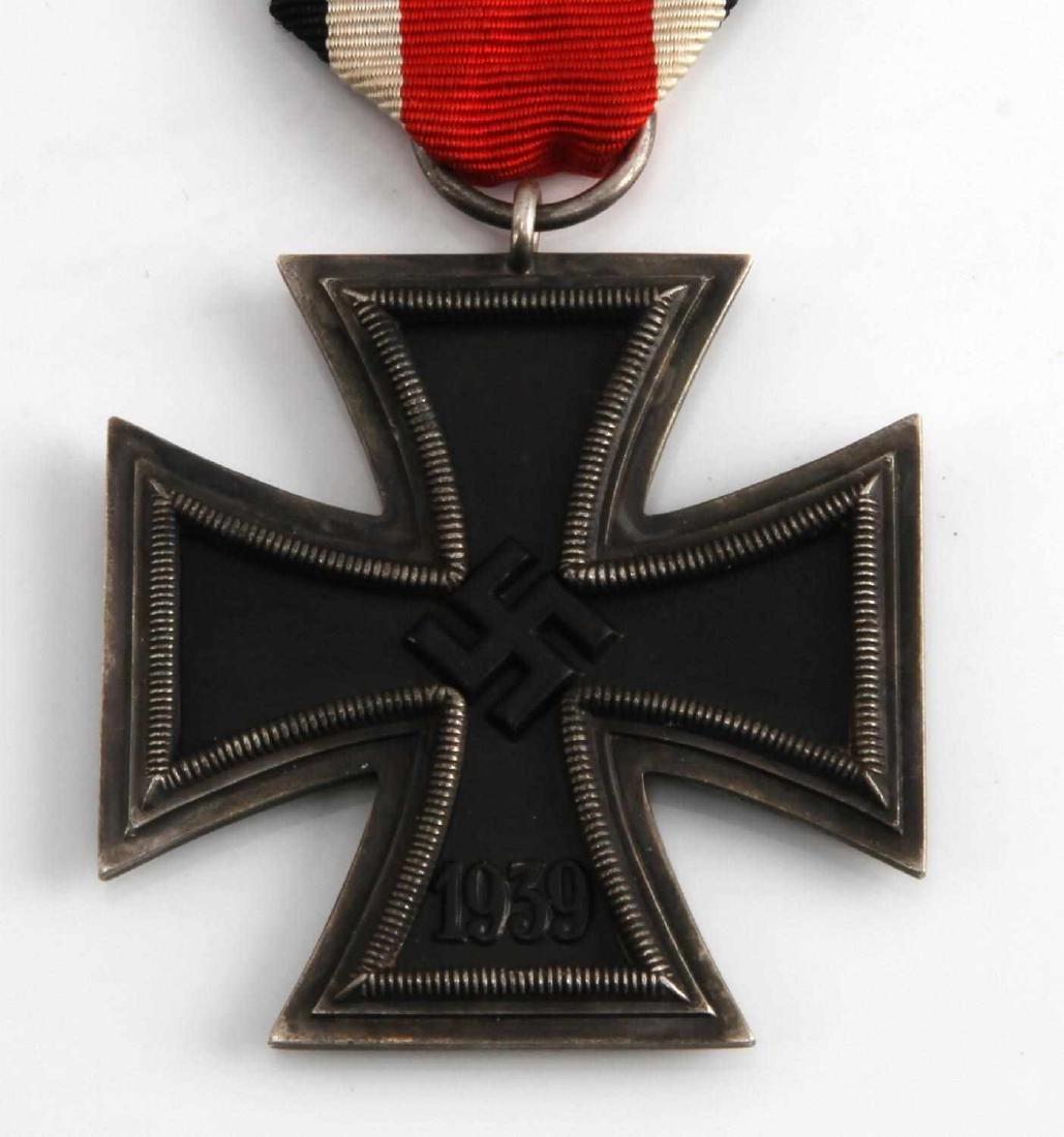 GERMAN WWII THIRD REICH 2ND CLASS IRON CROSS - 2