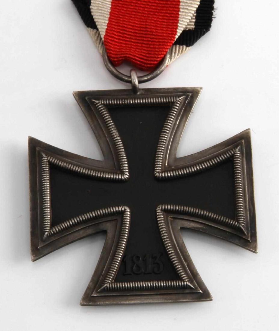 GERMAN WWII THIRD REICH 2ND CLASS IRON CROSS - 3