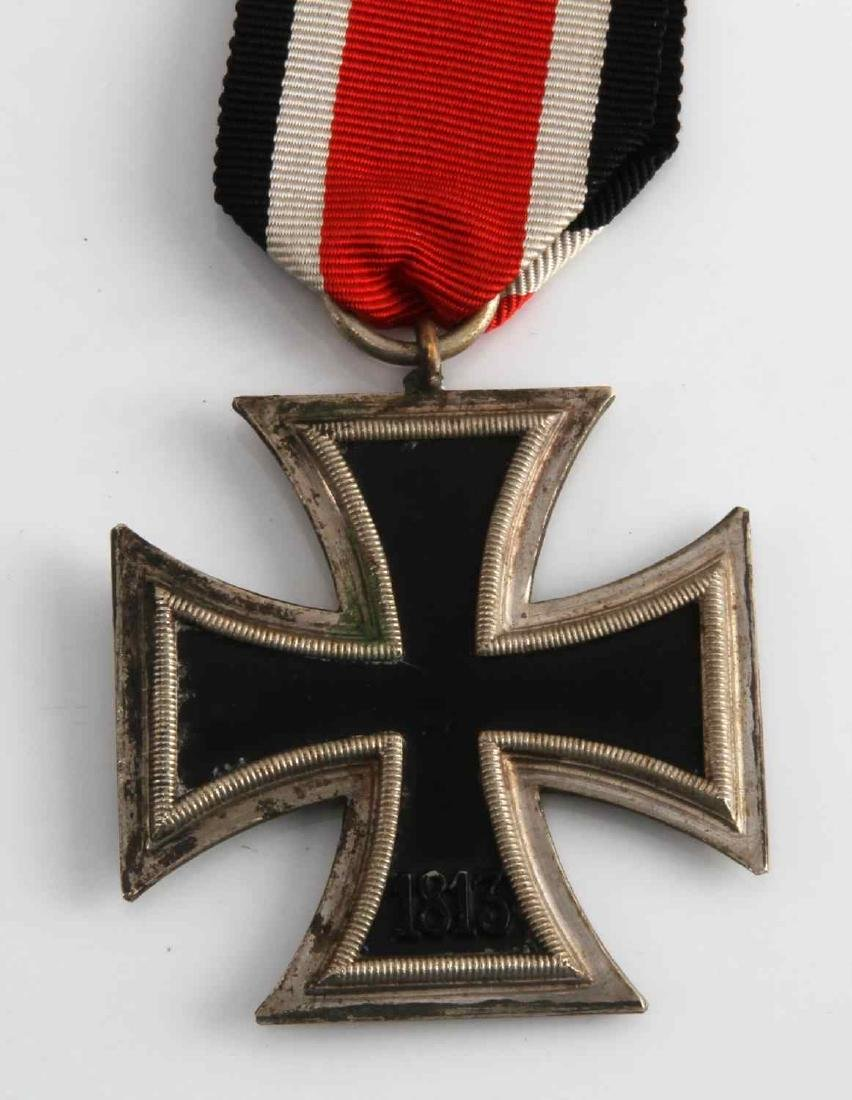 WWII GERMAN THIRD REICH 2ND CLASS IRON CROSS - 3