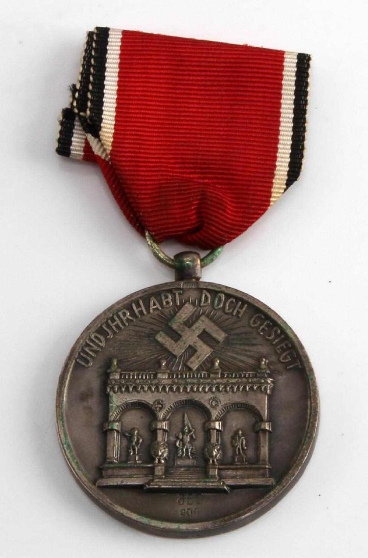 WWII GERMAN THIRD REICH BLOOD ORDER DECORATION