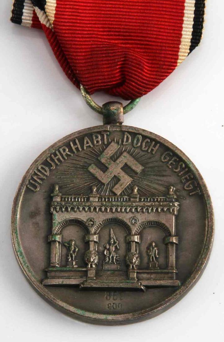 WWII GERMAN THIRD REICH BLOOD ORDER DECORATION - 2