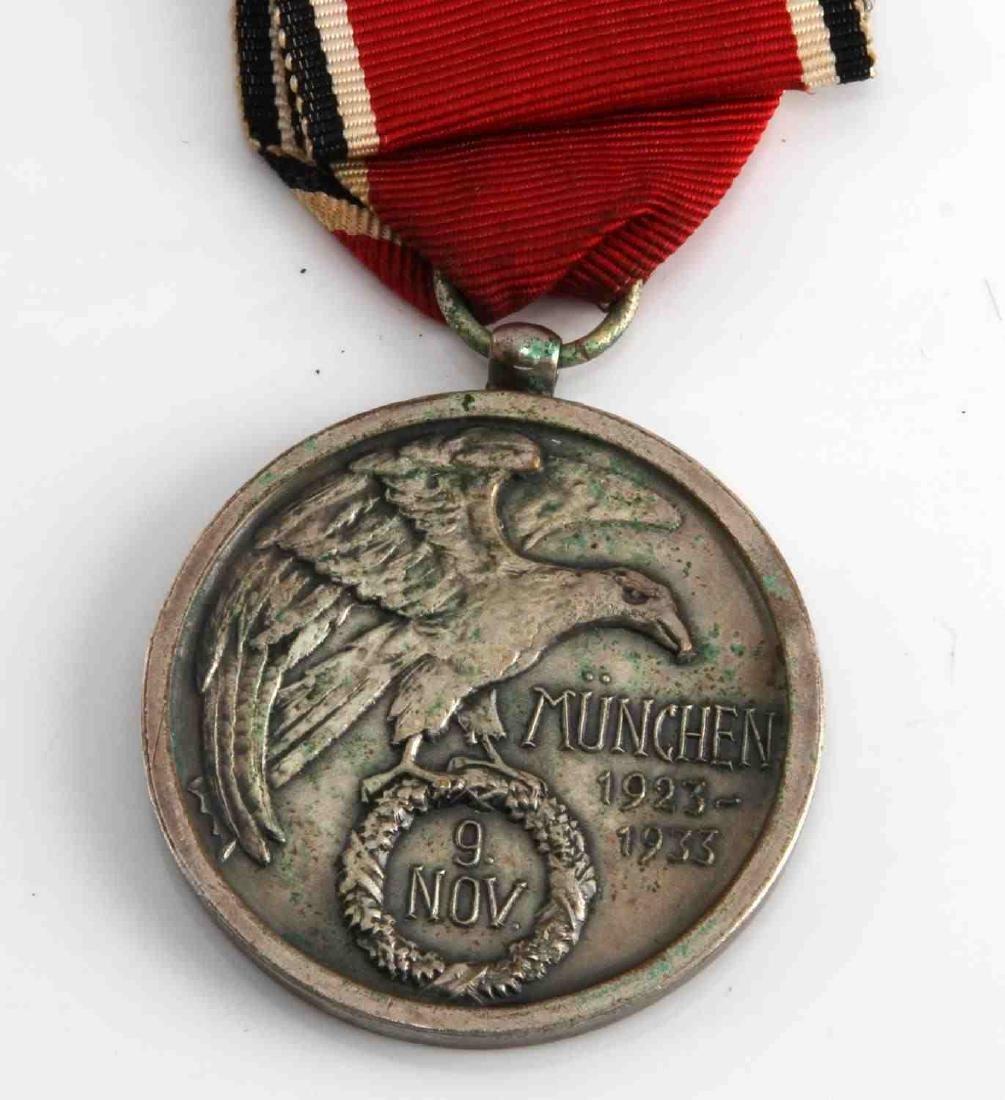 WWII GERMAN THIRD REICH BLOOD ORDER DECORATION - 3