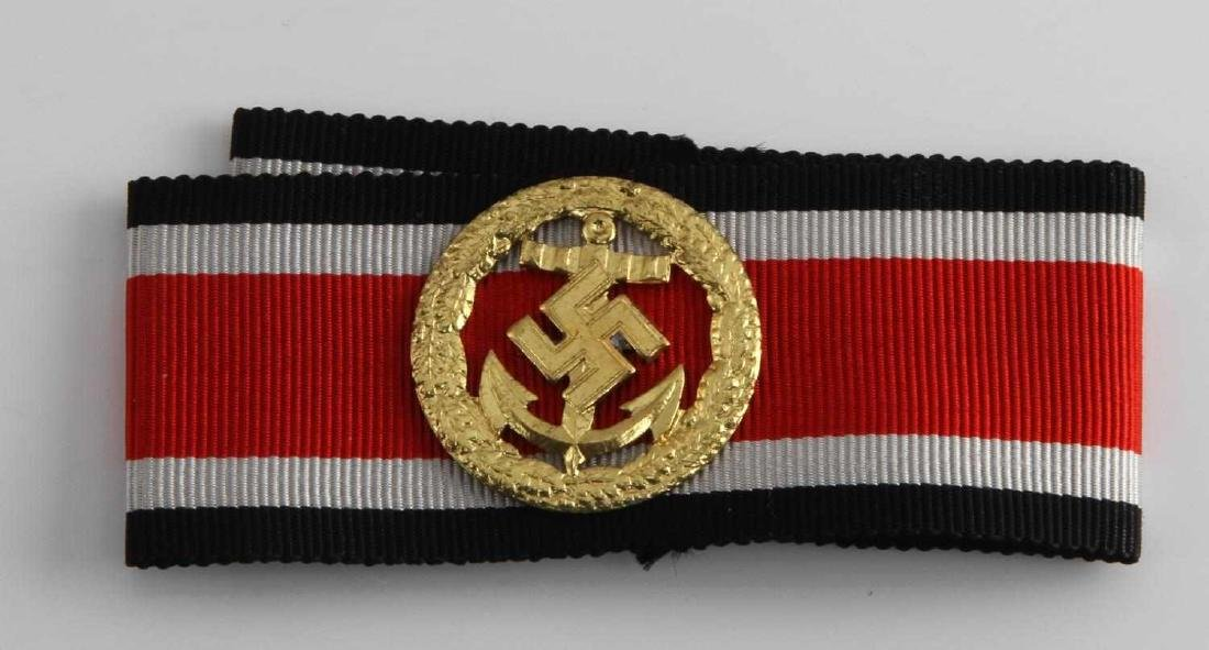 WWII GERMAN REICH KRIEGSMARINE HONOR ROLL CLASP