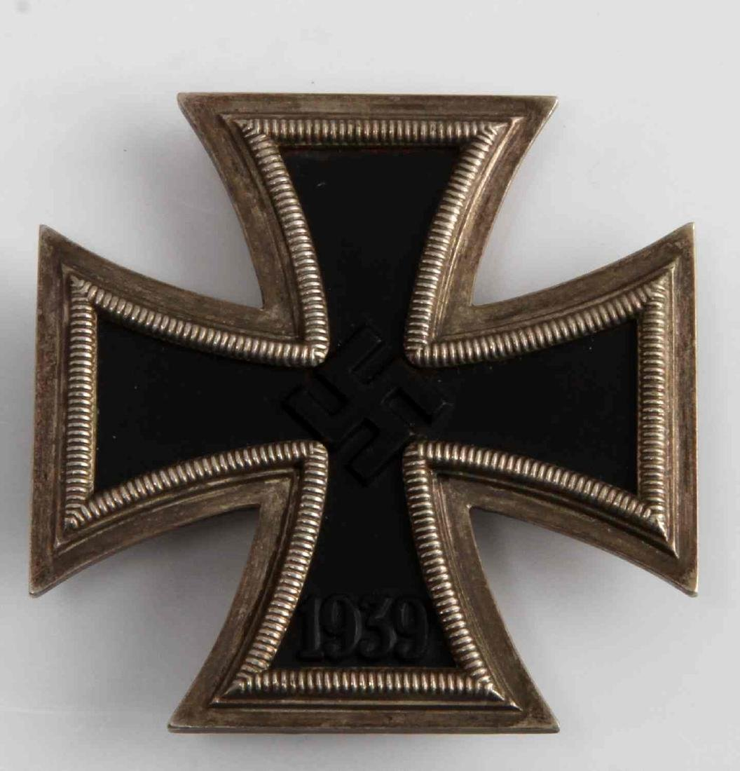 WWII GERMAN THIRD REICH 1ST CLASS IRON CROSS