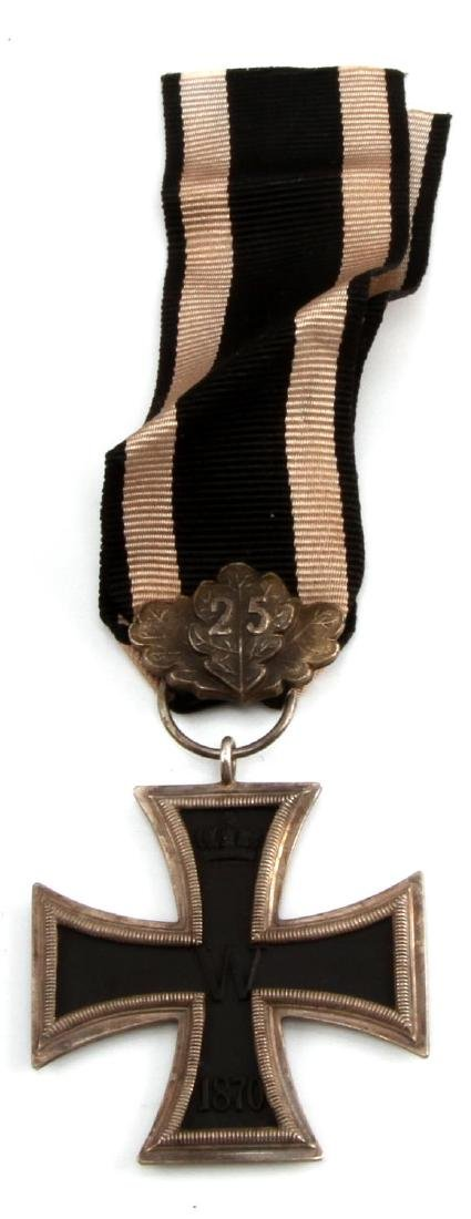 IMPERIAL GERMAN PRE WWI 1870 2ND CLASS IRON CROSS