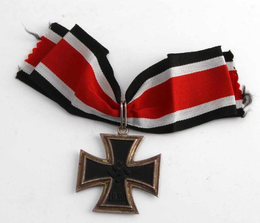 WWII GERMAN THIRD REICH KNIGHTS CROSS IRON CROSS