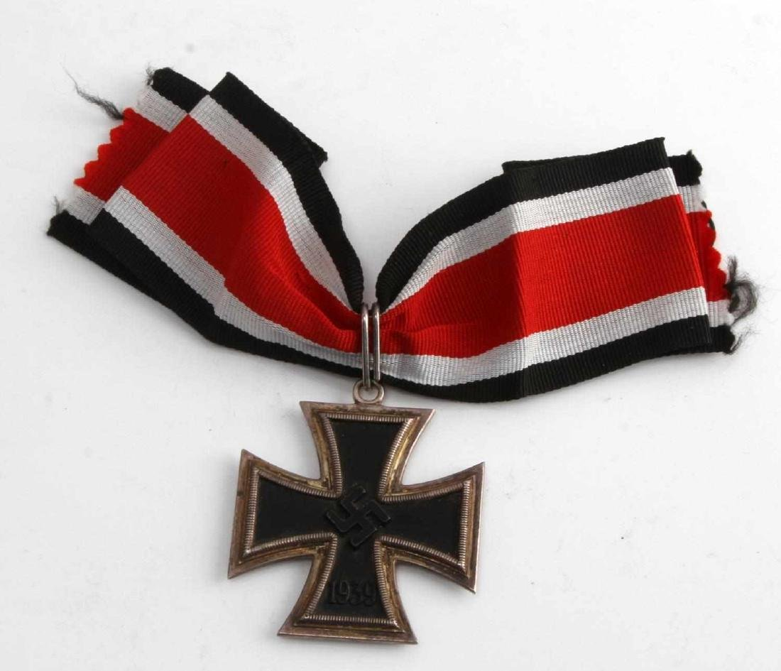 WWII GERMAN THIRD REICH KNIGHTS CROSS IRON CROSS