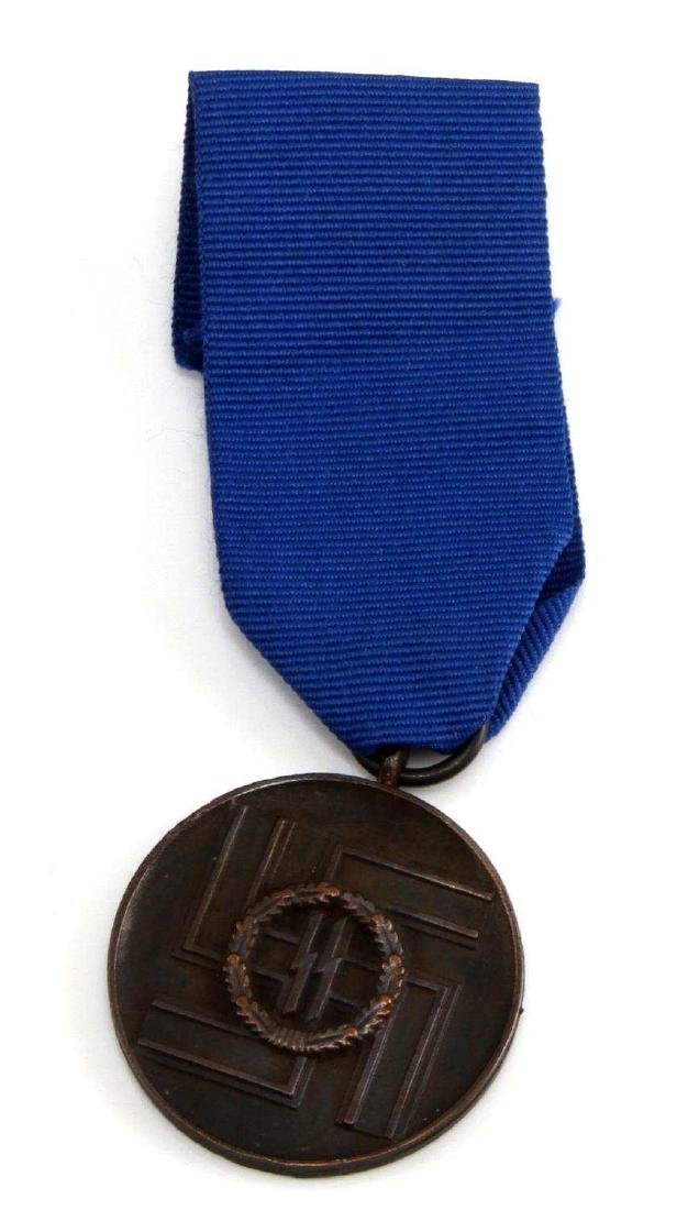 GERMAN WWII WAFFEN SS LONG SERVICE DECORATION