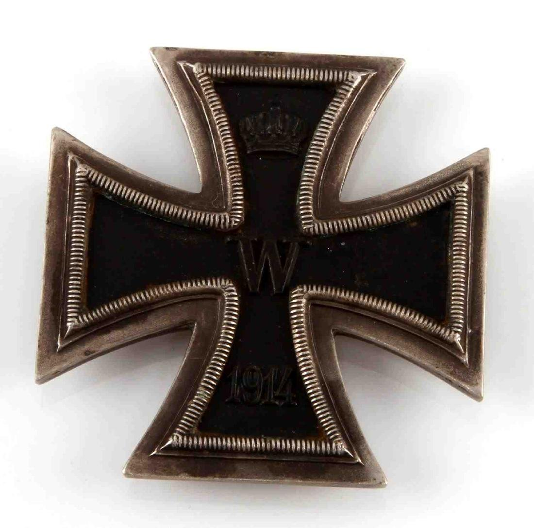 IMPERIAL GERMAN WWI 1ST CLASS 1914 IRON CROSS