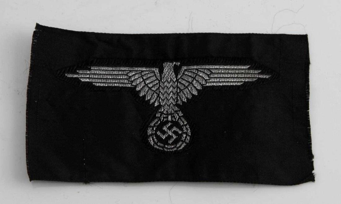 WWII GERMAN THIRD REICH WAFFEN SS OFFICER EAGLE