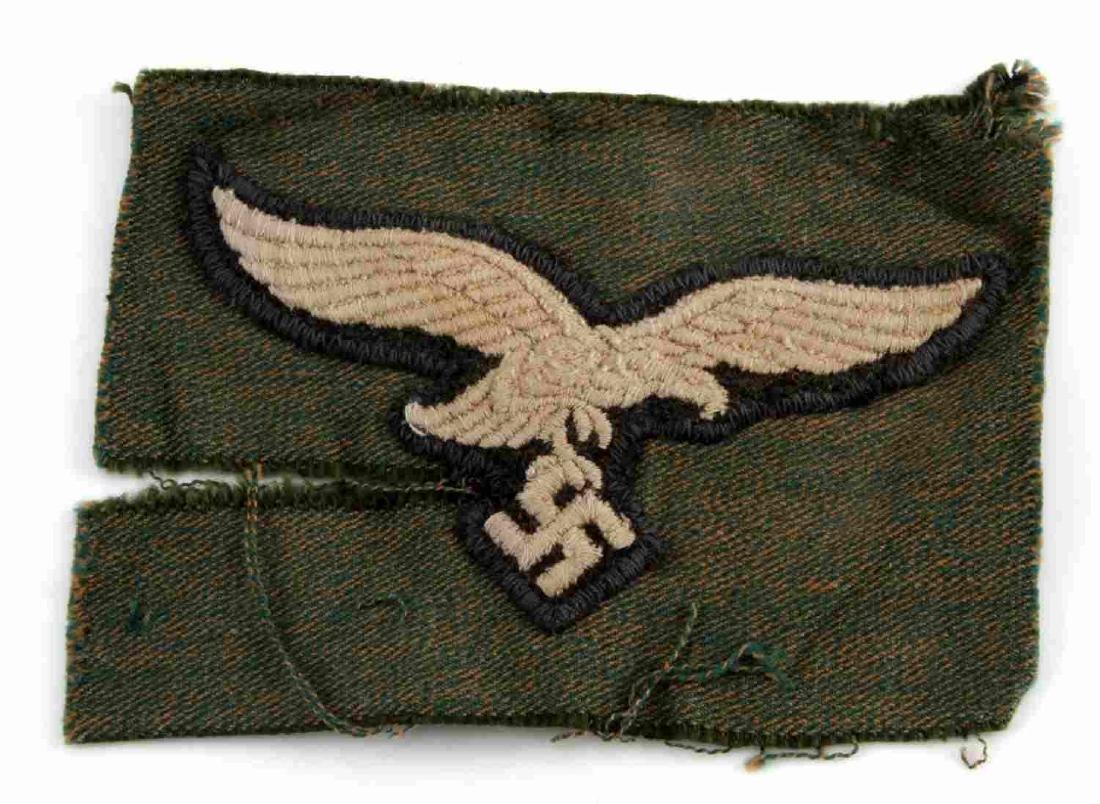 GERMAN WWII LUFTWAFFE PARATROOPER SMOCK EAGLE