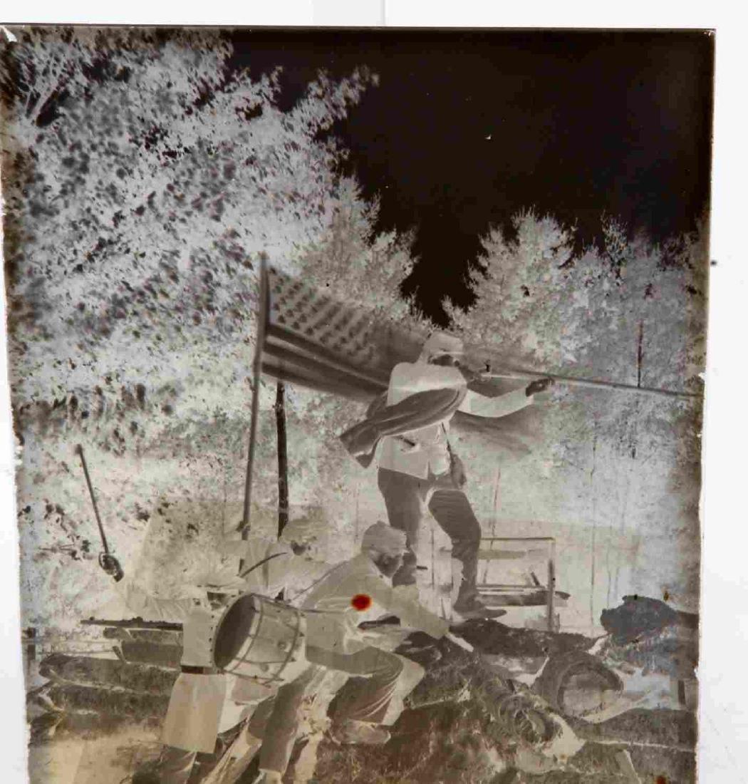 MATTHEW BRADY CIVIL WAR GETTYSBURG WET PLATE - 2