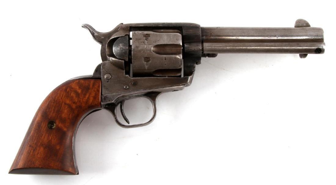 COLT SAA BLACK POWDER .38 40 6 SHOT REVOLVER