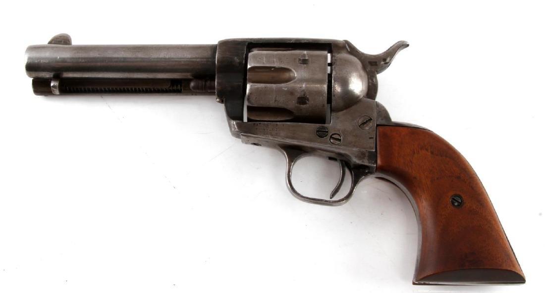 COLT SAA BLACK POWDER .38 40 6 SHOT REVOLVER - 2