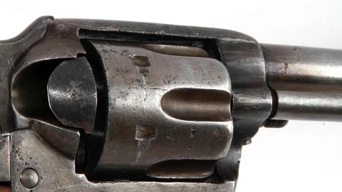 COLT SAA BLACK POWDER .38 40 6 SHOT REVOLVER - 4