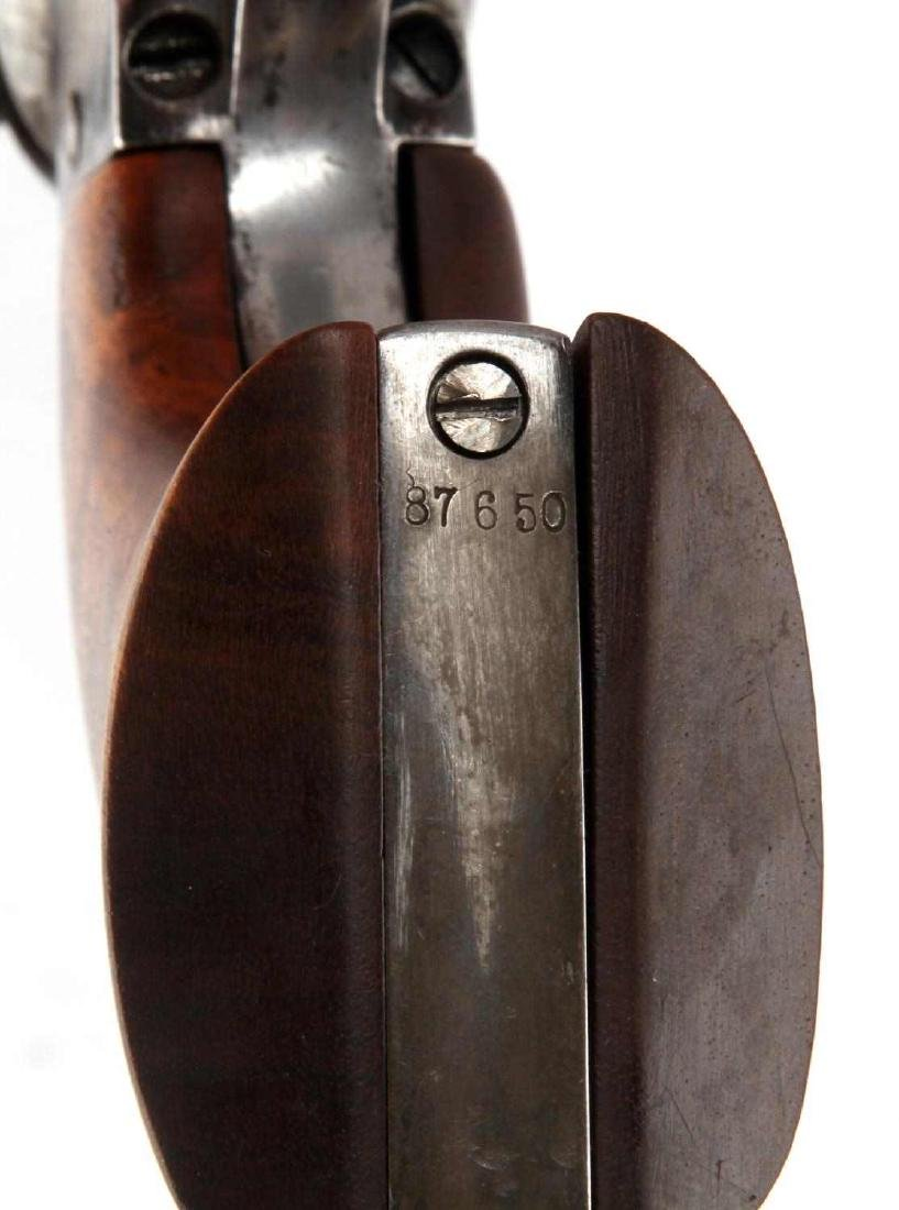 COLT SAA BLACK POWDER .38 40 6 SHOT REVOLVER - 7