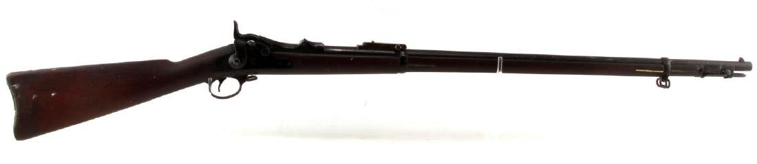 US SPRINGFIELD MODEL 1884 TRAPDOOR .45 70 RIFLE