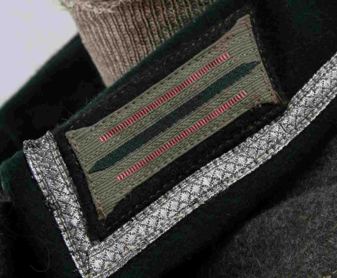 WWII GERMAN THIRD REICH ARMY PANZER NCO TUNIC - 6