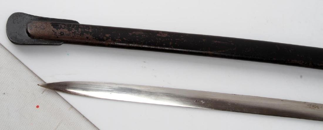 WWII GERMAN THIRD REICH ARMY OFFICER DRESS SWORD - 5