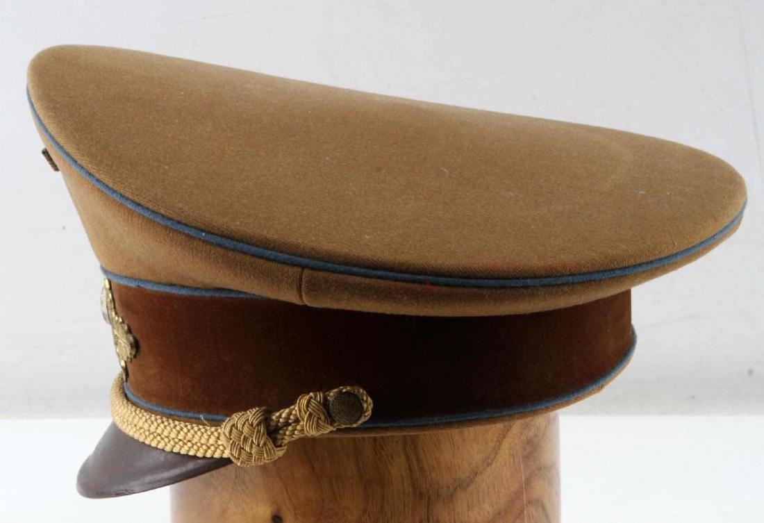 WWII GERMAN 3RD REICH NSDAP POLITICAL OFFICER CAP - 3