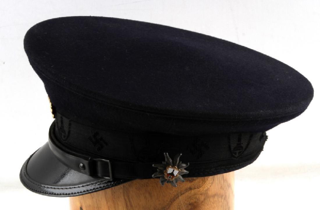 WWII GERMAN THIRD REICH VETERAN ASSOCIATION CAP - 3
