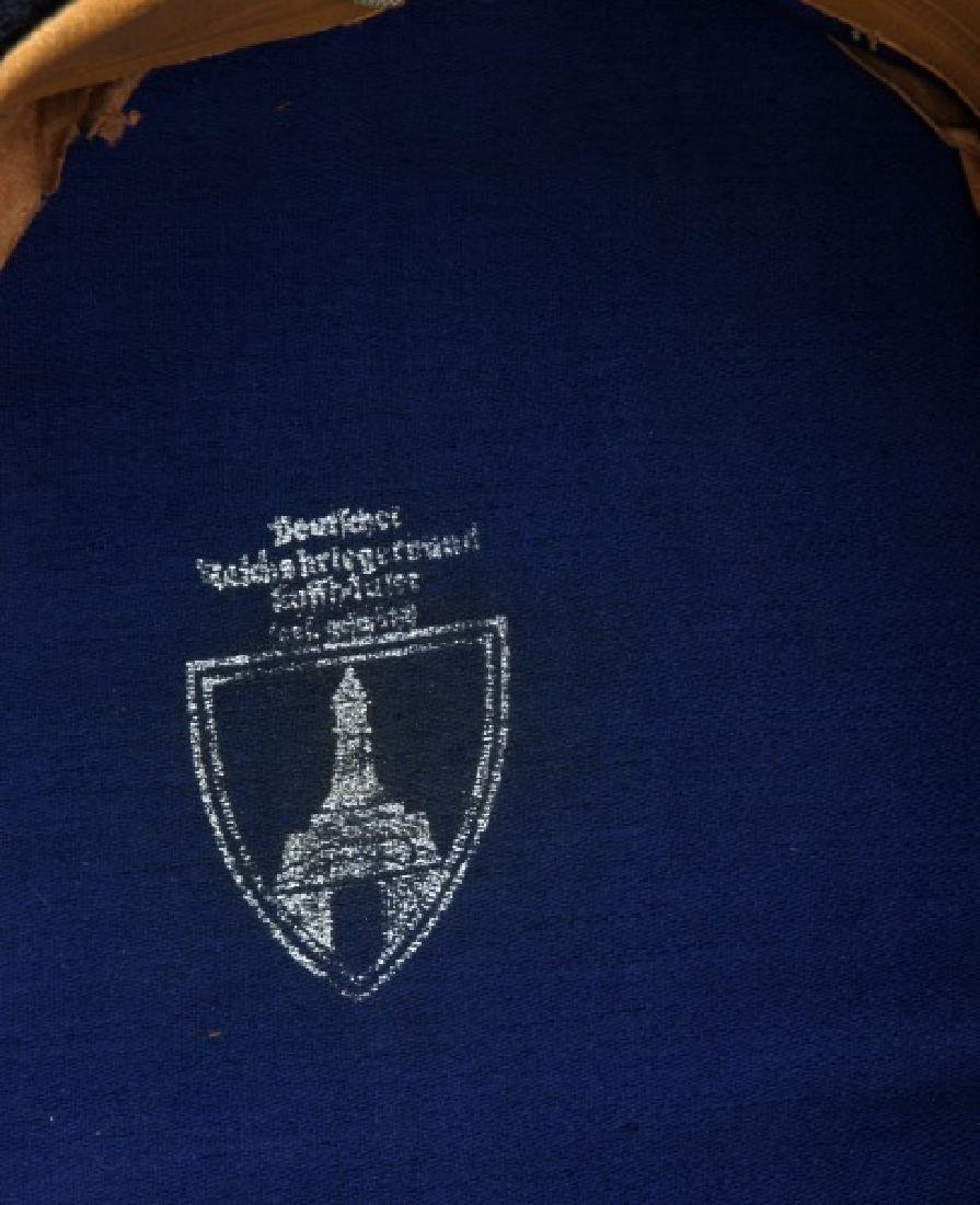 WWII GERMAN THIRD REICH VETERAN ASSOCIATION CAP - 7