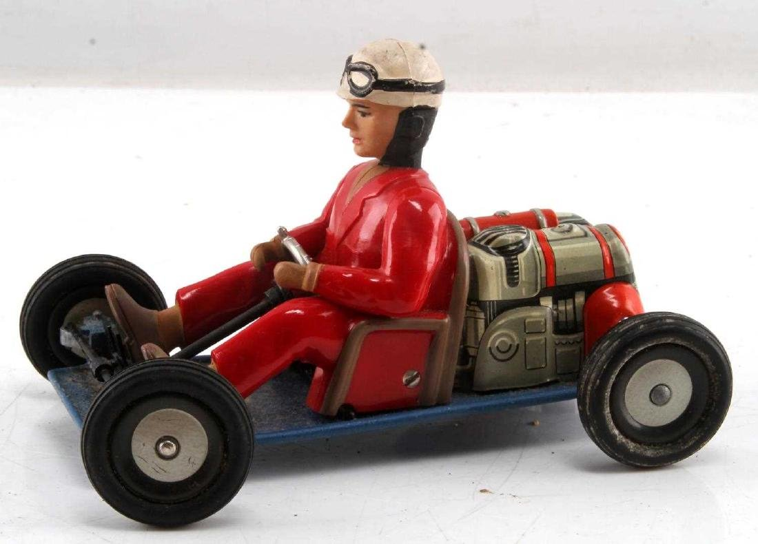 SCHUCO 1055 GO KART MICRO RACER VINTAGE W GERMANY