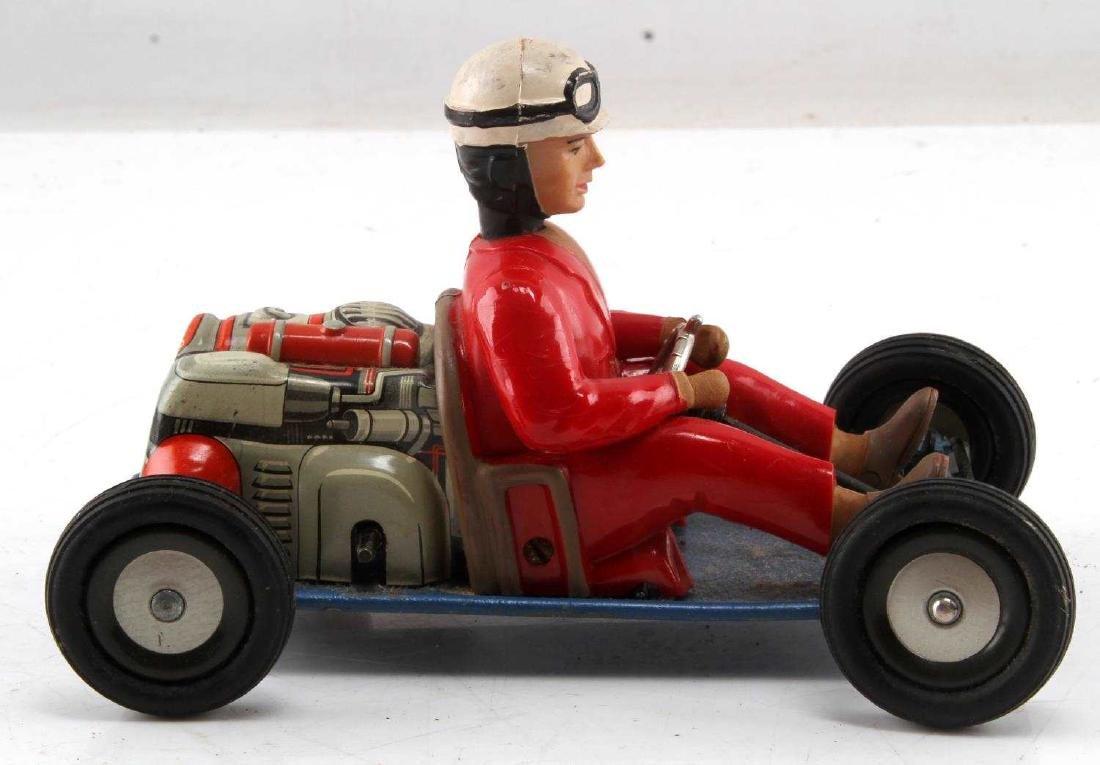 SCHUCO 1055 GO KART MICRO RACER VINTAGE W GERMANY - 2