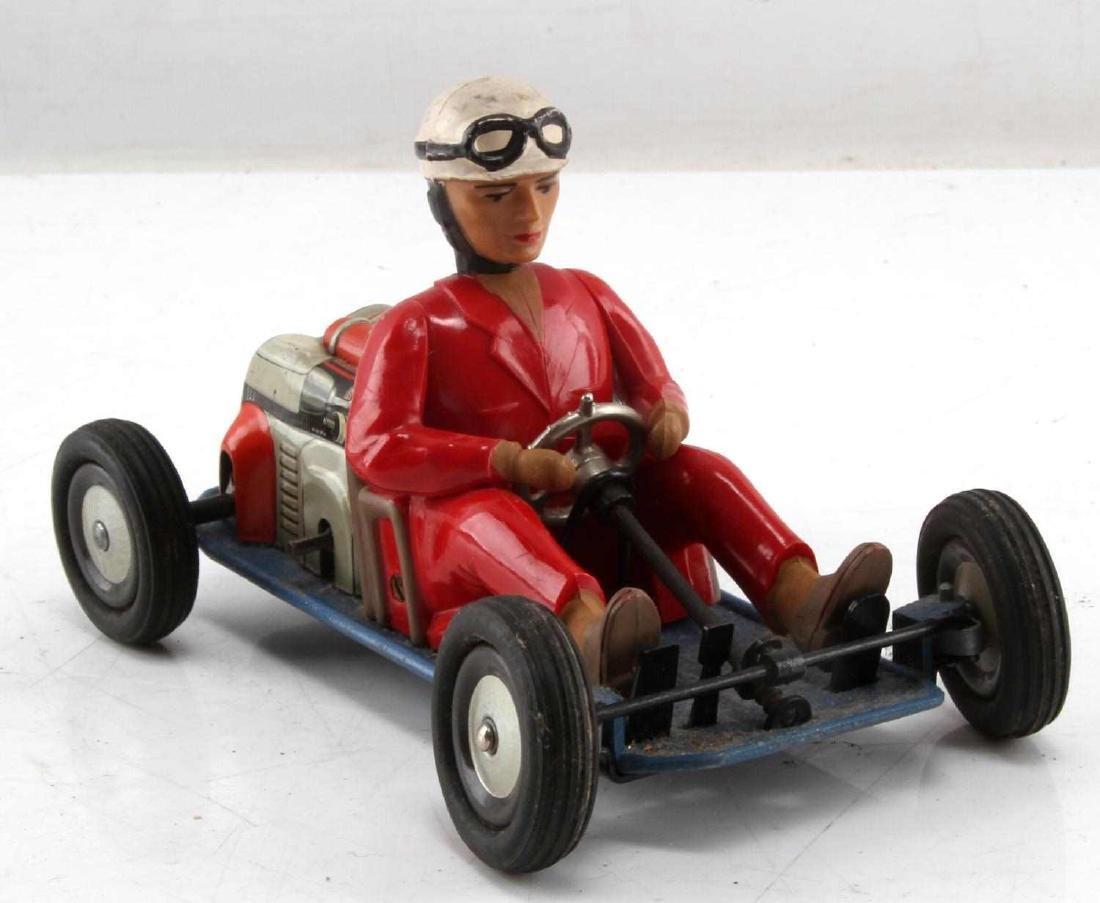SCHUCO 1055 GO KART MICRO RACER VINTAGE W GERMANY - 3