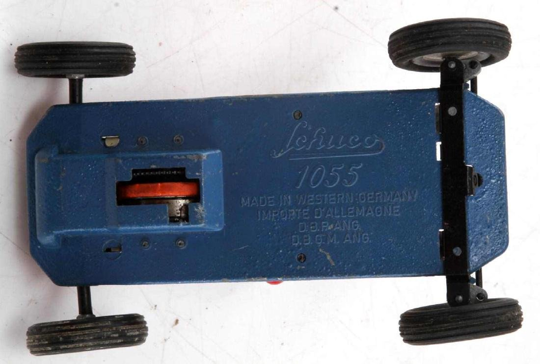 SCHUCO 1055 GO KART MICRO RACER VINTAGE W GERMANY - 4