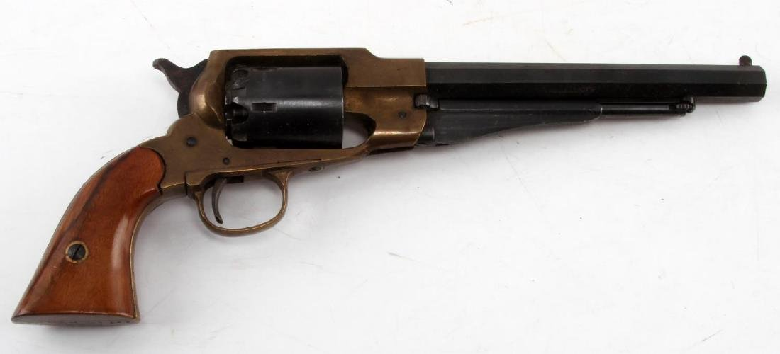 REMINGTON REPRODUCTION BLACK POWDER REVOLVER