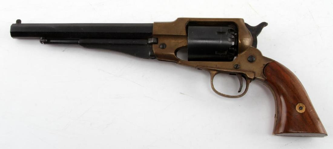 REMINGTON REPRODUCTION BLACK POWDER REVOLVER - 2