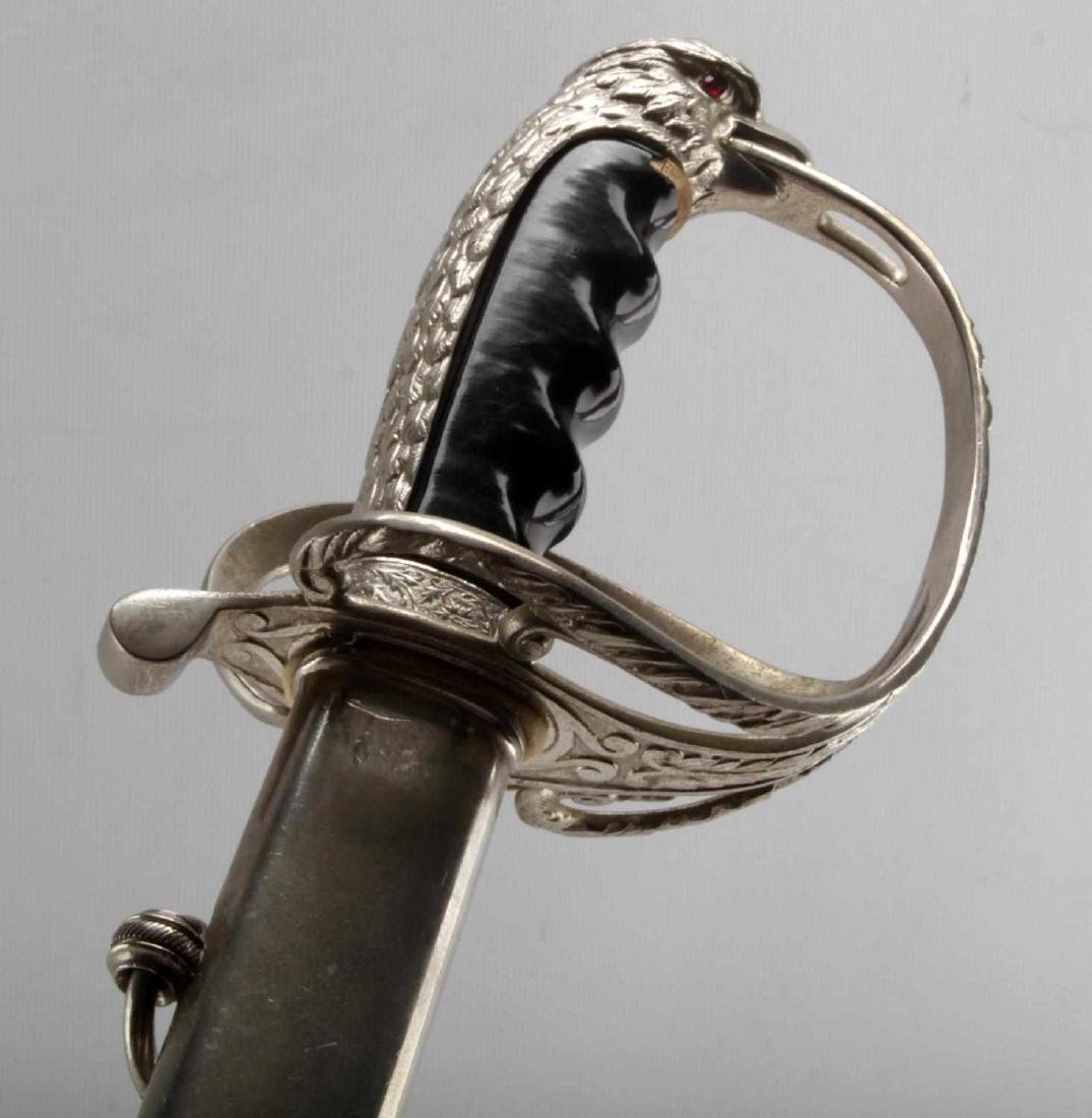 1972 WENTWORTH MILITARY ACADEMY SWORD - 2
