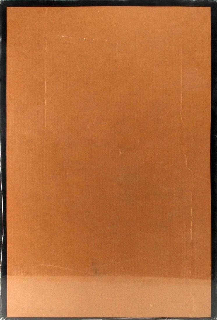 WWI 1915 BRITISH PUBLIC WARNING AIRCRAFT ID POSTER - 2