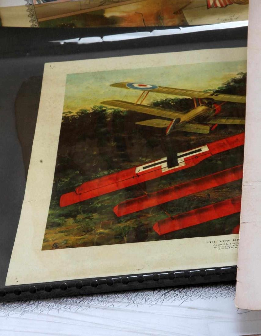 1902 WWI WWII POLICE FIREMAN WAR MILITARY POSTERS - 4
