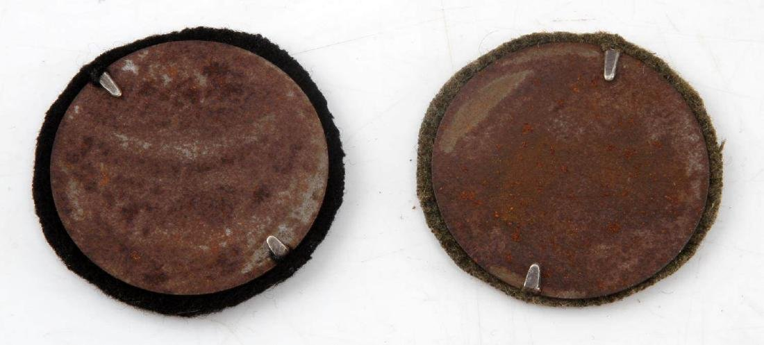WWII GERMAN 3RD REICH DRIVER PROFICIENCY BADGE LOT - 2