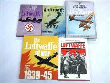 WWII GERMAN LUFTWAFFE REFERENCE BOOKS